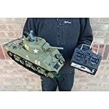 a692652ef65a Heng Long Radio Remote Control Rc M4a3 Sherman Tank 1 16th Scale Ready To  Run