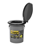 54da7928b82 Reliance - Luggable Loo - 19 Liters - Black grey