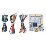 Building Supplies Censhaorme CH341A Programmer USB to UART IIC SPI TTL ISP EPP/MEM Convertor Parallel Port Converter Onboard