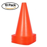 AQS Folding Pop-Up Multipurpose Emerging Traffic Cone Roadside Emergency Safety x 5 Work Safety Equipment & Gear Safety Cones