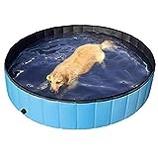 PPPETS Pet Paddling Pool Large Bathtub L 120X30cm Pet Beauty Bath Dog Bath Tub Bath Tub Dog Wash Basin