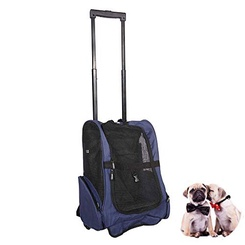 Backpack Carrier Dog Trolleys | PetsNature - Pet Supplies