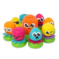 Baby Bathing/Grooming SQUIRTING MINI GOLDFISH BATH TOY Kids Birthday Party Bag Filler Squirter Gift UK