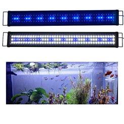 Fish & Aquariums Glighone Led Aquarium Light Rgb Fish Tank Light Underwater Submersible Crystal