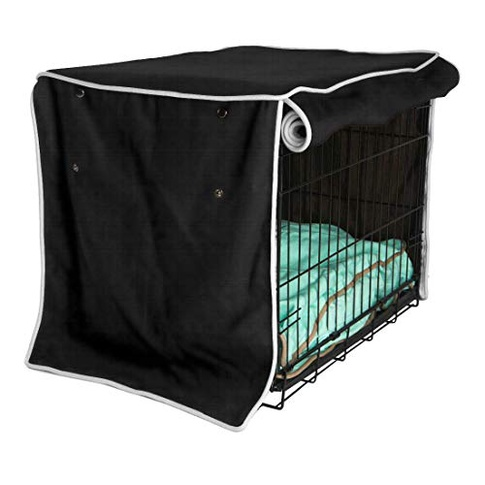 Top 15 Dog Crate & Kennel Covers   PetsNature