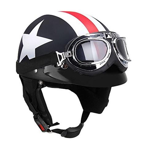 Size L Omp ompsc607e020l Star Helmet White