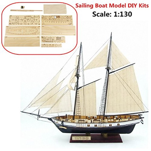 Top 15 Wooden Model Ships Toyee