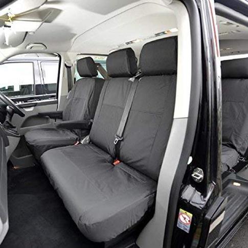 FORD TRANSIT Seat Covers Van Custom LWB MWB SWB Waterproof 100/% HEAVY DUTY 2+1